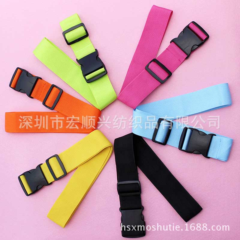 Neoprene nylon tie magic paste buckle strap Elastic buckle straps
