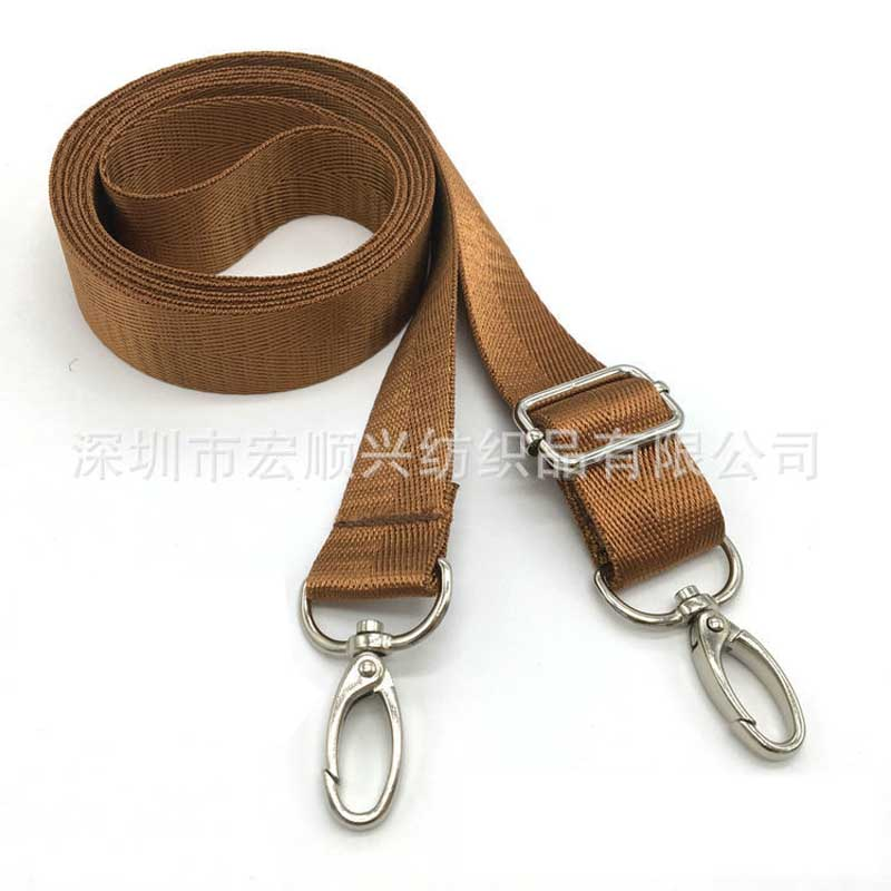 Adjustable Nylon Fixed Belt Outdoor Travel Tied Backpack Luggage Camera bag Long Lash Strap Fixed Belt