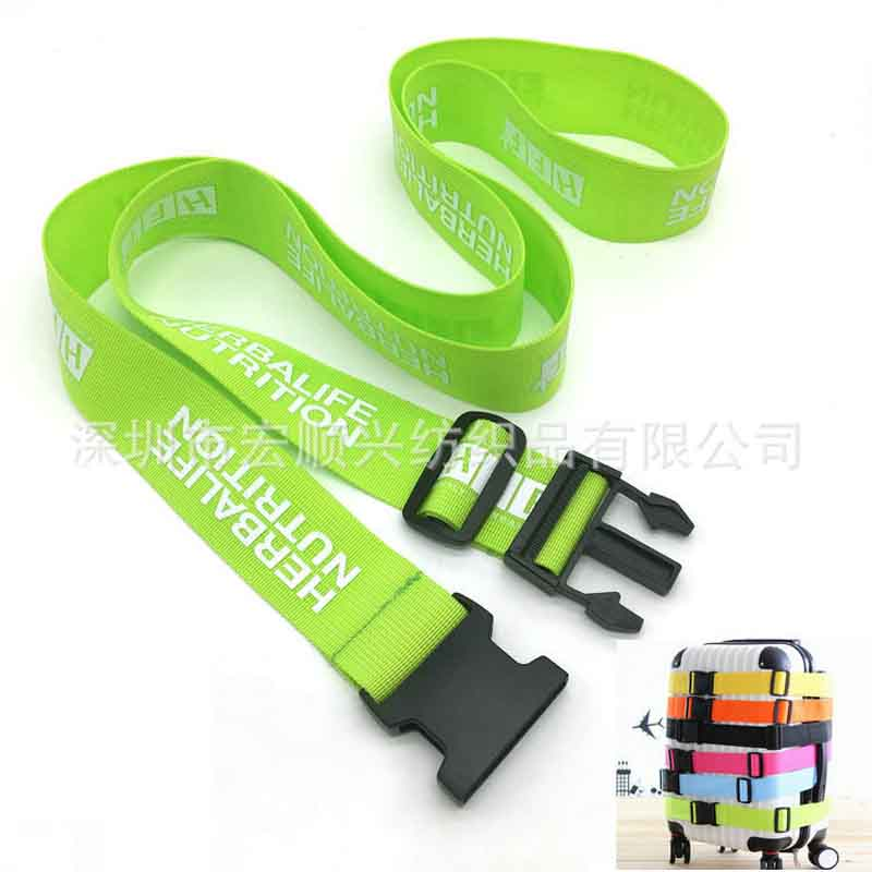 Outdoors adjustable buckle belt single bag strap Buckle adjusting binding tape