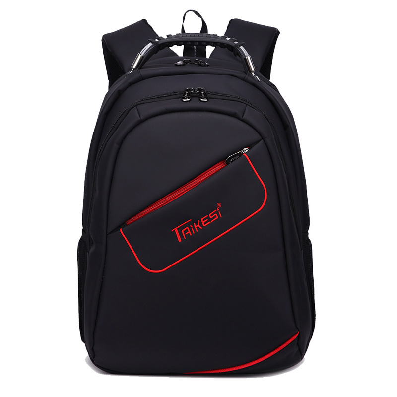 New Arrival 17 Inch Laptop Bag Large Capacity Nylon Backpack Men Backpacks 1638