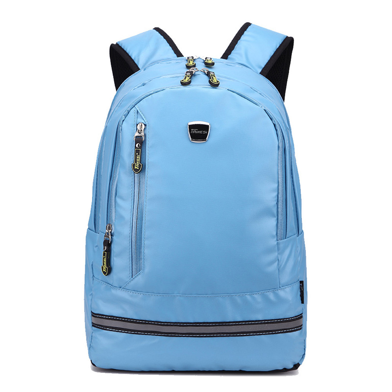 New Fashion Multifunctional Casual Bag Laptop Bag Large Capacity Nylon Waterproof Men Backpack