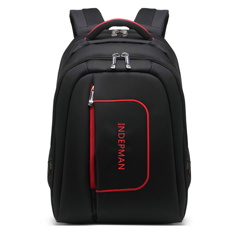 Fashion Multifunctional Rucksack High Quality Nylon Waterproof Men Backpack DL-B015A