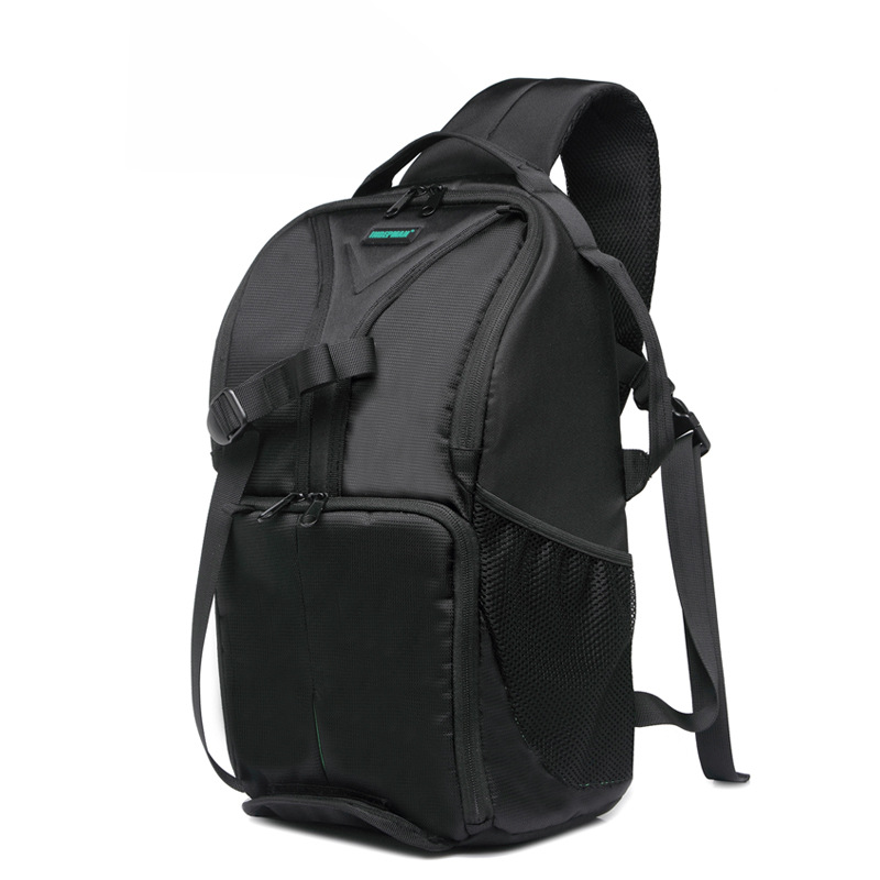Fashion Dslr Digital Camera Backpack Travel Bags Waterproof Nylon Photo Video Bag DL-B016