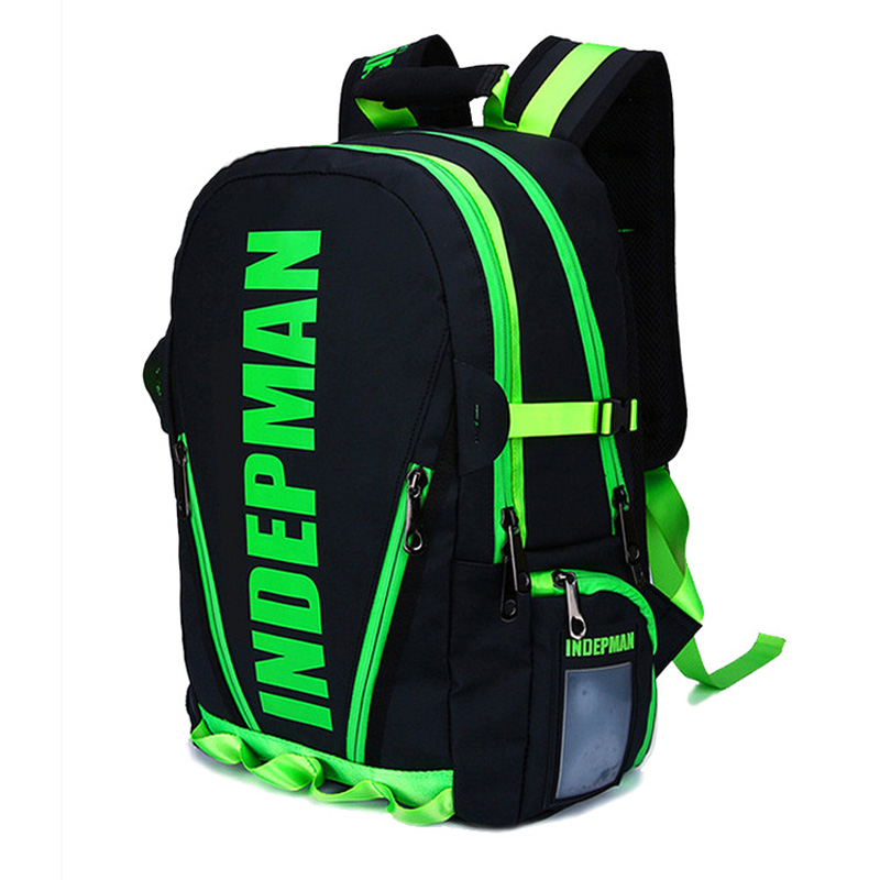 Travel Bag Hot Sale New Fashion Casual Mochila Nylon Waterproof Schoolbag Men Backpack