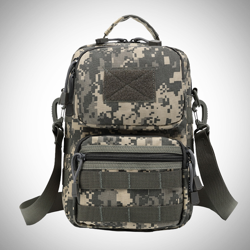 Hot Sale Military Shoulder Bag Travel Bag  Army Camouflage Rucksack Climbing Bag 	DL-B021