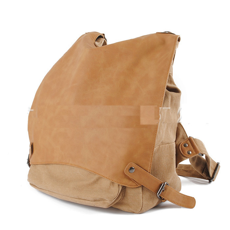 High Quality Canvas Shoulder Bags Women Messenger Bag Crossbody Bag 1029
