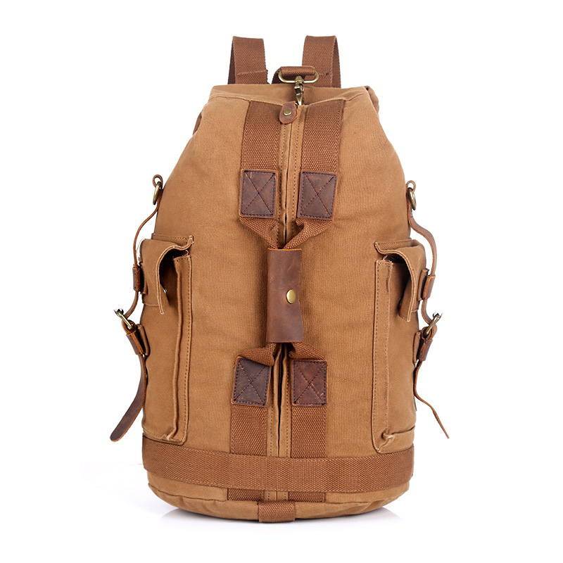 Large Capacity  Multifunctional Men Backpack Versatile Bag  Male Travel Backpack 1113