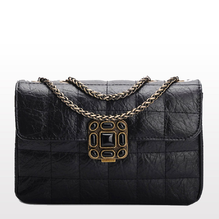 Mini Flap Bags Calfskin Leather Women Shoulder Bags