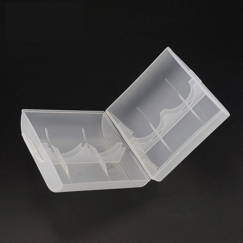 Plastic Battery Storage box for 2*Size C NO.2 Free shipping