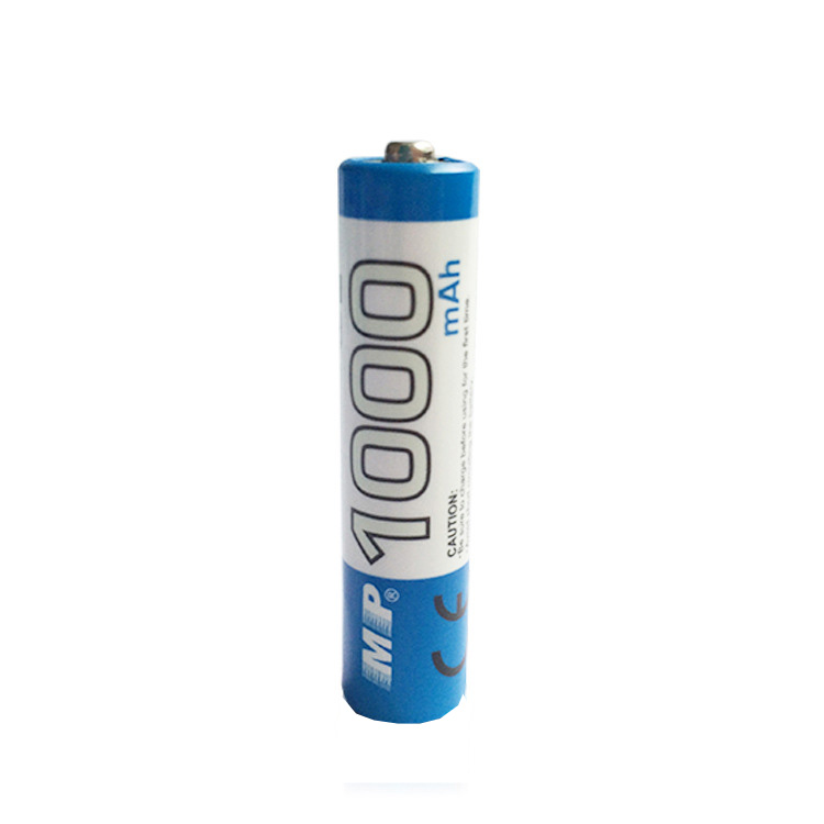 Export Large Capacity Rechargeable Battery AAA1000MAH