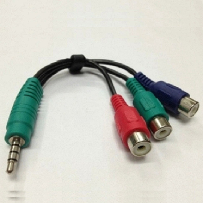 High Quality Extension Line Computer Connected TV Sound Audio Cable