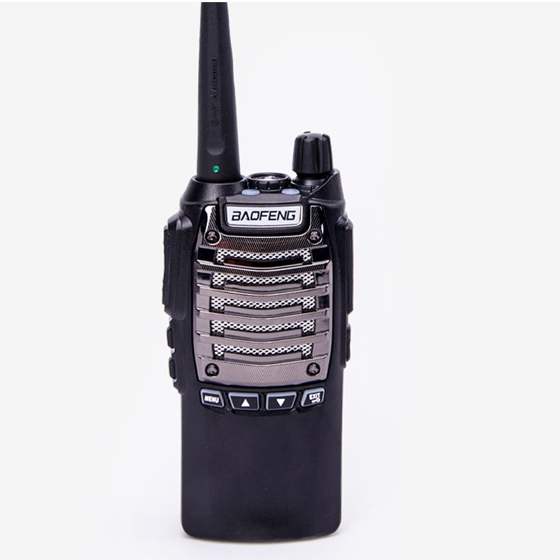 High Power 8W 12 channel Handheld Walkie Talkie UV8D