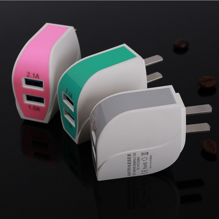Cute Design Universal USB Power Charger Adapter Charging Head AC04