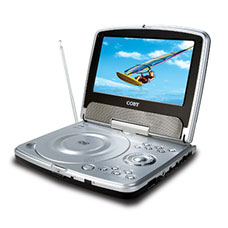 Portable DVD, VCD Player
