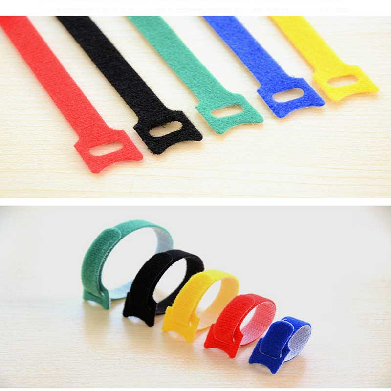 Back-to-Back magic paste velcro tie T-shaped strap wholesale
