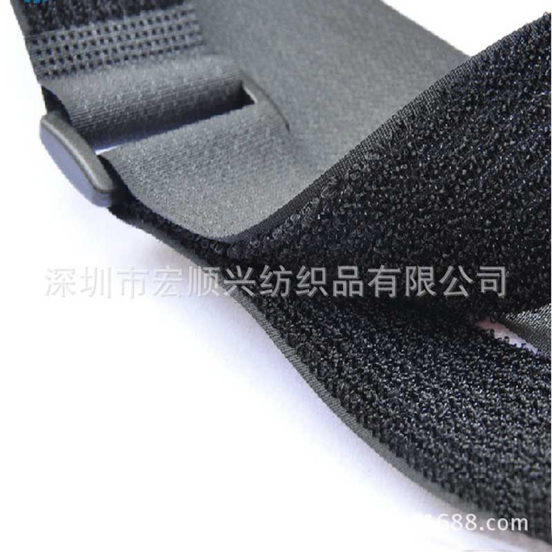 Sticker Nylon Strap Velcro strap customizable Magic stick tie