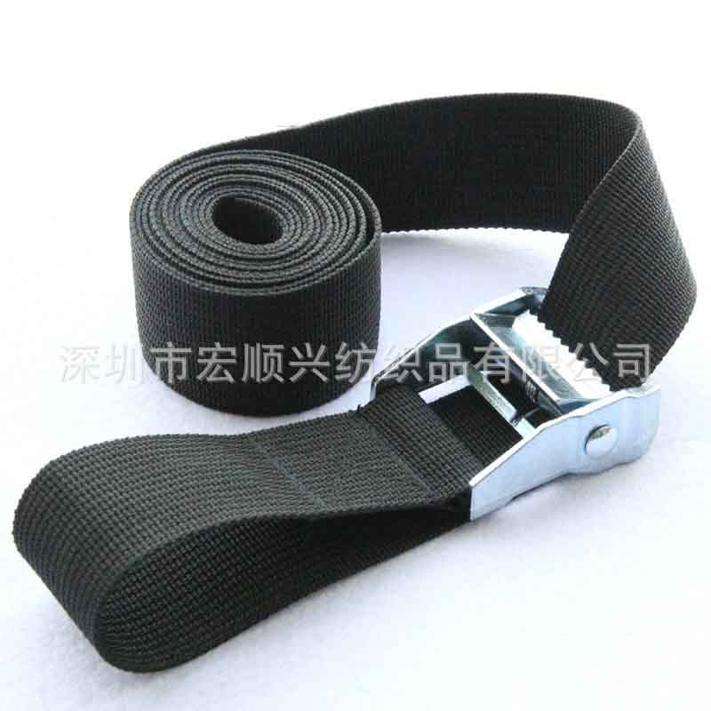 free shipping Goods tied Zinc Alloy buckle strap Iron buckle tie wholesale