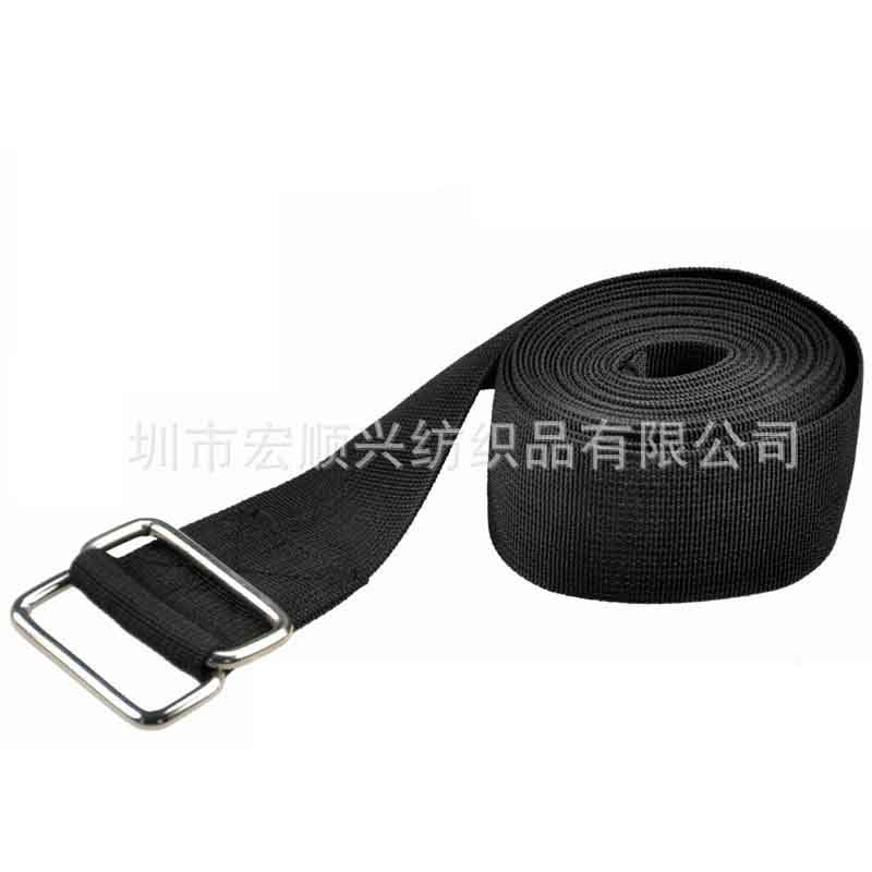 Double metal buckle band Logistics pedal straps Clamping band fastened strap