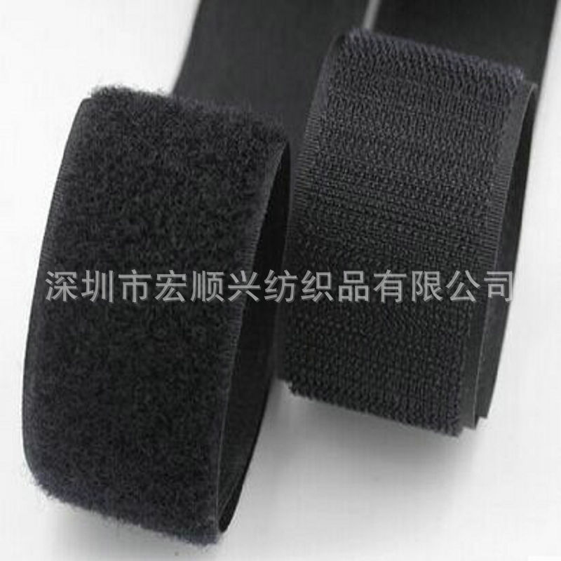 manufacturers supply Magic paste 3M glue velcro nylon buckle band tool buckle strap