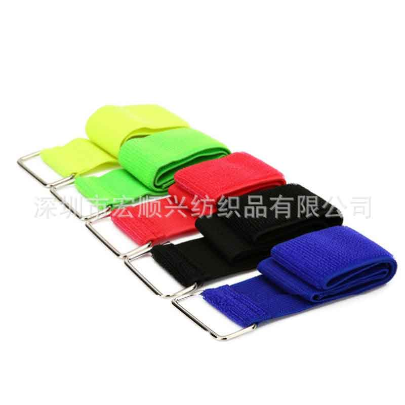 wholesale colorful Polyester leggings bandage with metal buckle free shipping