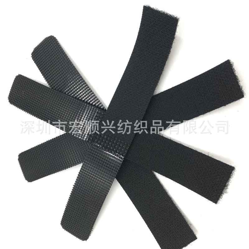 Quranteed wire management Pigtail ribbon magic paste strap wholesale