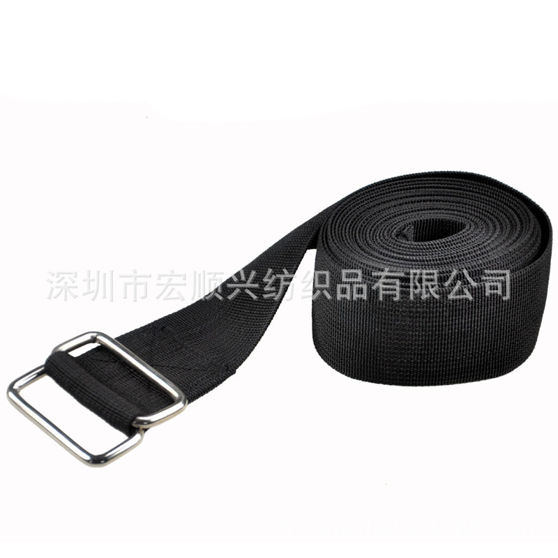Tray straps Cargo card straps Zinc and iron buckle strap transport belt