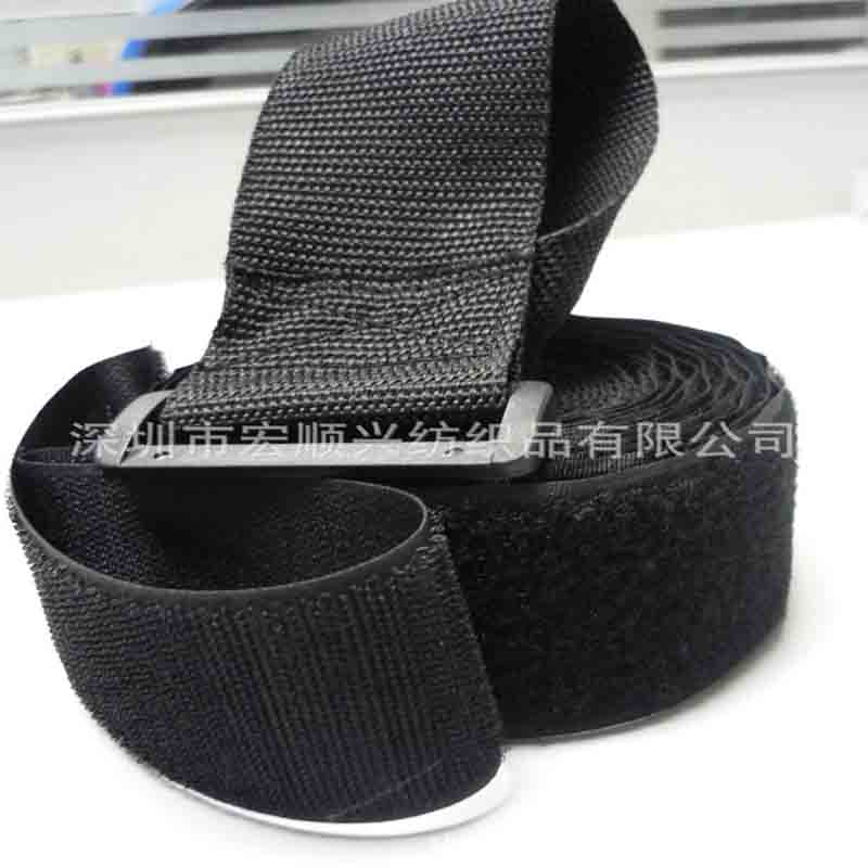 Luggage luggage strap Compression zone velcro tie sticky buckle strap board bandage
