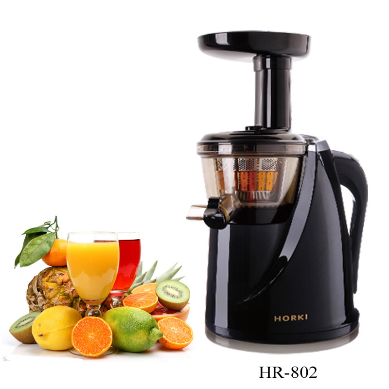 Slow Juicer 150W Fruits Vegetables Low Speed Slowly Juice Extractor Juicers Fruit Drinking Machin H-802