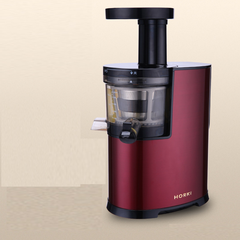 Slow Juicer 200W Fruits Vegetables Low Speed Slowly Juice Extractor Juicers Fruit Drinking Machin HR-1000
