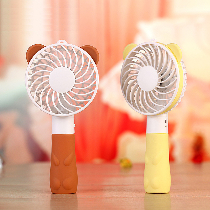 Fashion USB Fan Handheld Mini Fan Portable Cooling Fan