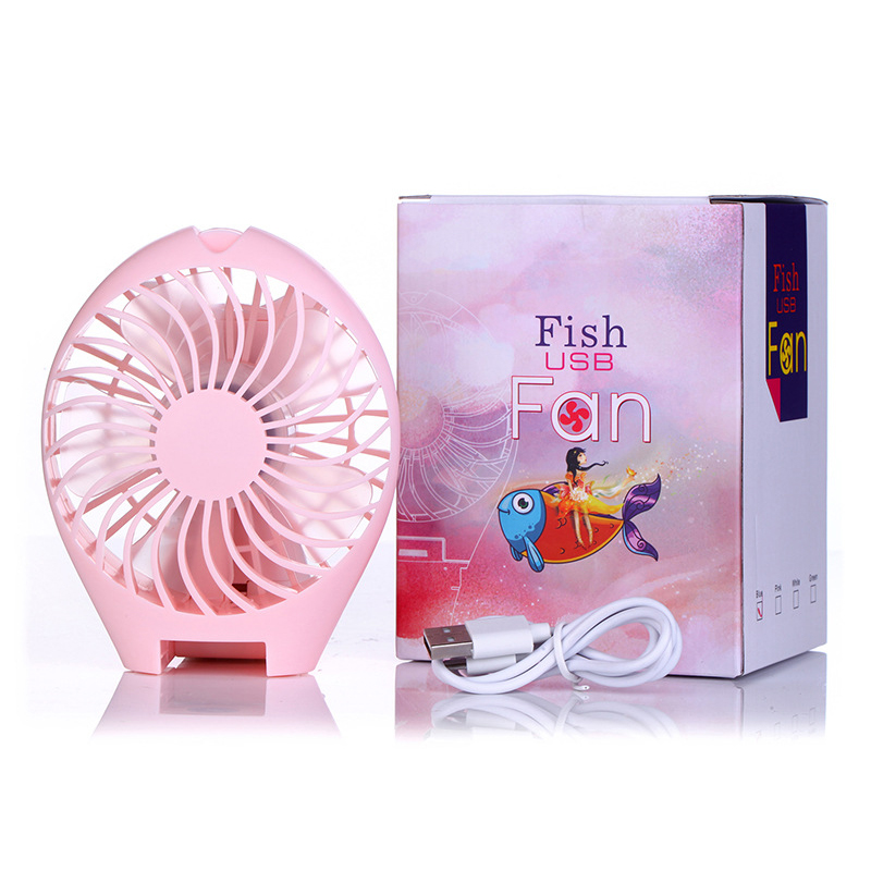 Portable Cooling Fan Desk/Office Fan Mini Handheld USB Fan