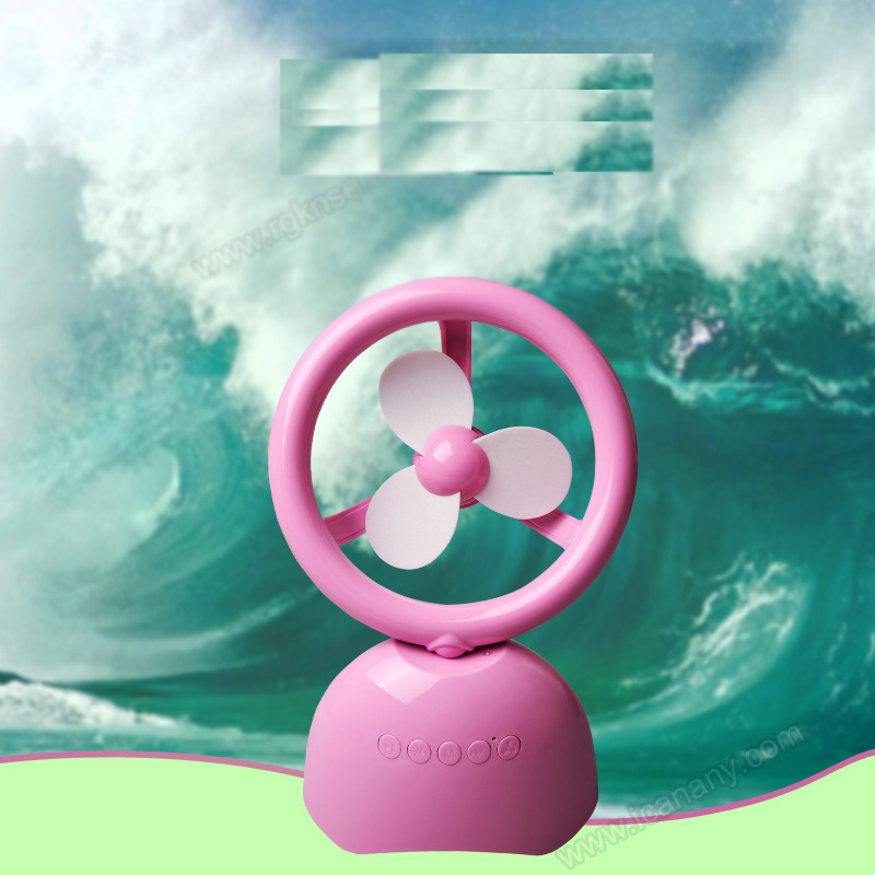 Creative Music Audio Fan Usb Fan Cooling Handheld Fan y03