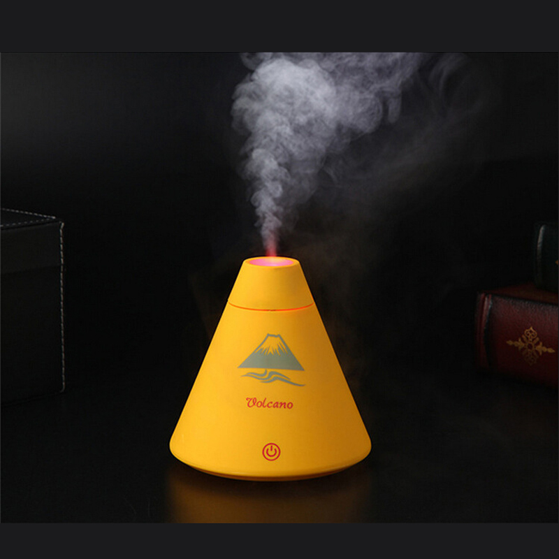 Mini New Style Volcano Shape Household Air Humidifier A779