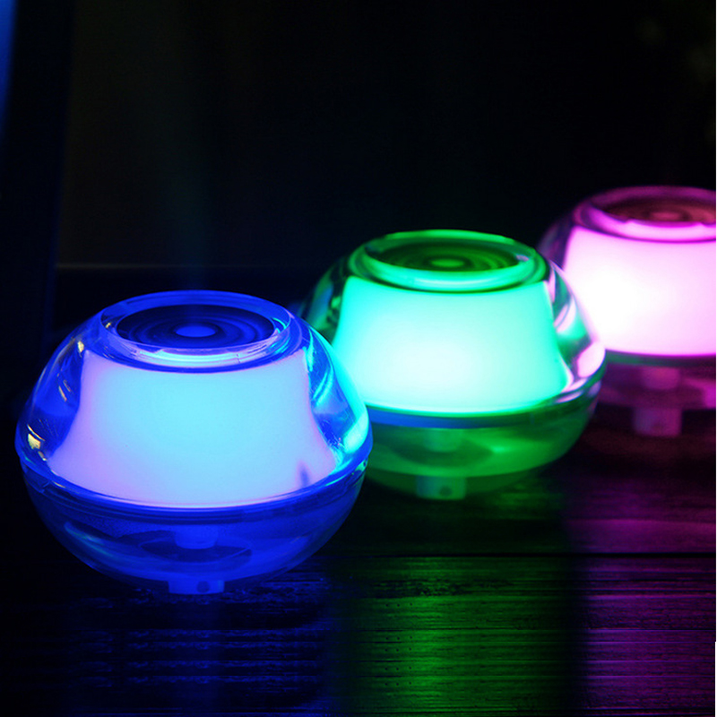 Mini Crystal Night Light Humidifier Air USB Water Atomization Humidifier A769