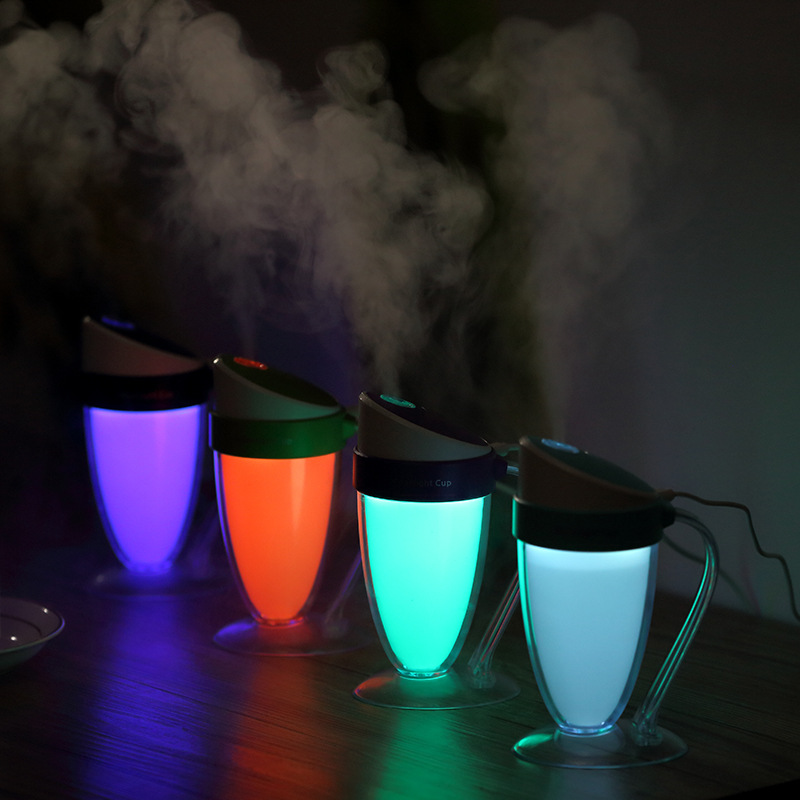 Cup Shape Humidifier Air USB Water Atomization Humidifier HMT-106