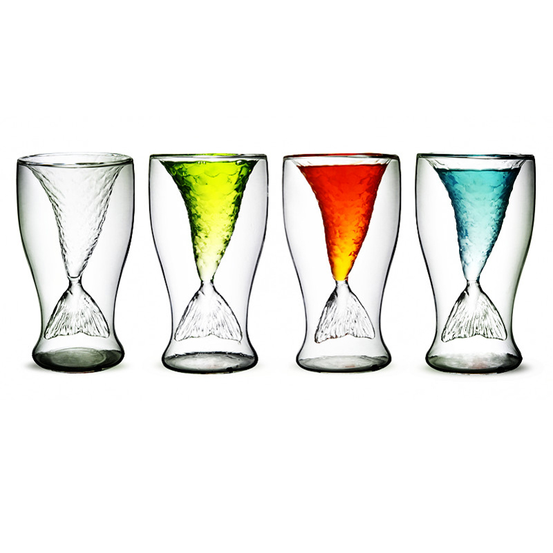 Creative Design Household High Quality Beer Glass Cup H658