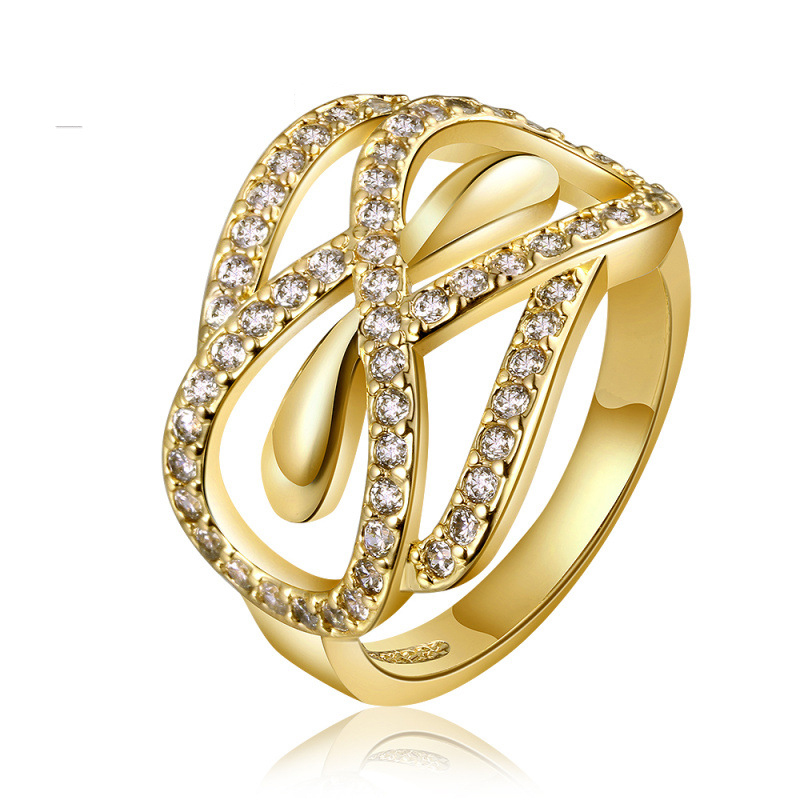 Luxury Noble Diamond Rings For Men