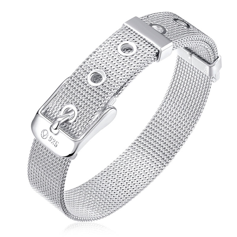 Beautiful High Quality Jewelry Stainless Steel Charm Bracelets For Women