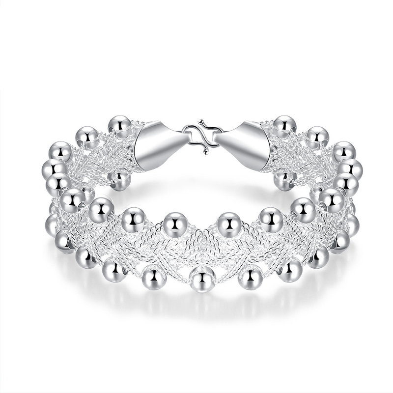 Big Promotion Popular 925 Sterling Silver Bracelets Chain