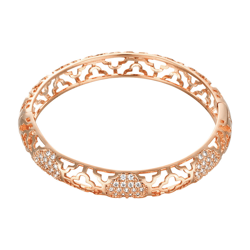 New Style Fashion Gold Plated Braclet for Women High Quality