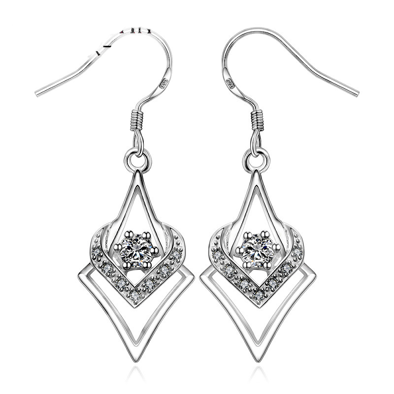 Rushed Freeshipping Brincos Earrings for Women Fine Earrings New Supplies Fashion High Quality Women Jewelry