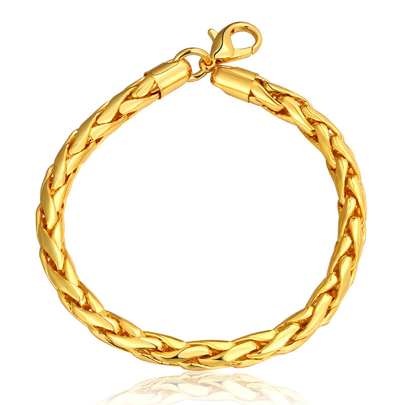 Gold Plated Jewelry Energy Bracelet Design For Women