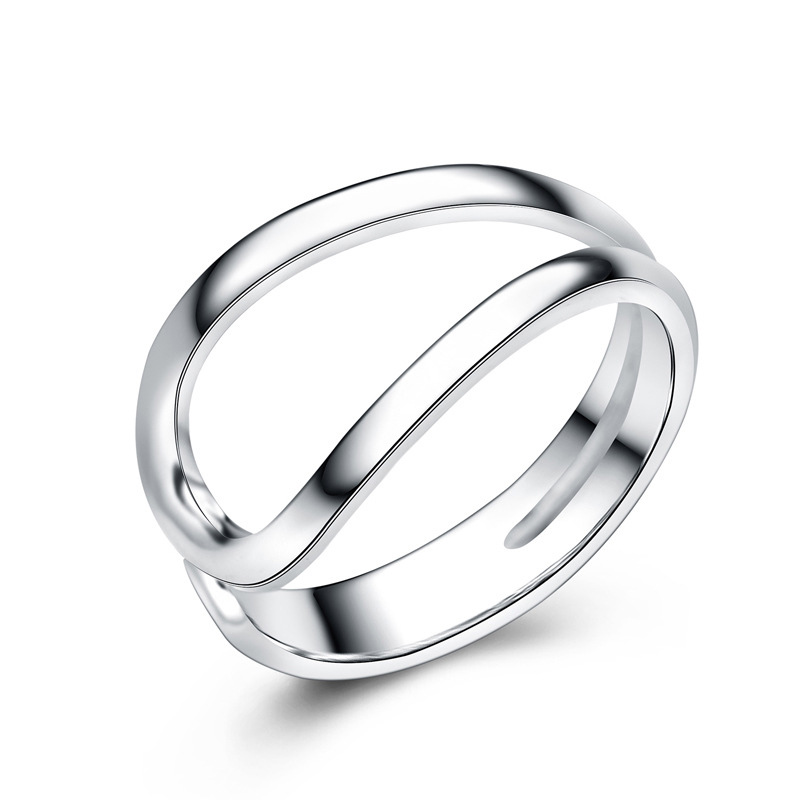 Cute Ring 925 Sterling Silver Fashion Ring for Women E204
