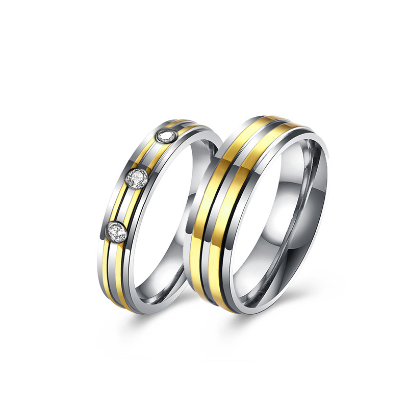 New Designed Classic Titanium Ring TGR155 Fashion Popular Ring for Couple