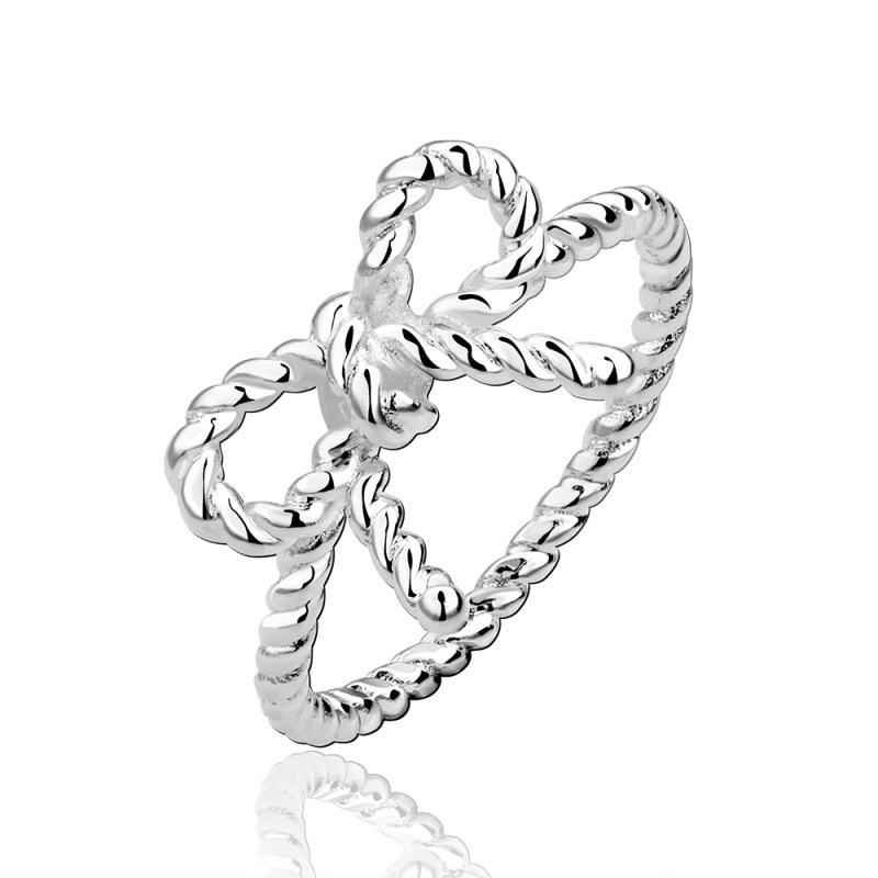 Fashion Ring 925 Sterling Silver Ring Jewelry Ring for Women LKNSPCR611