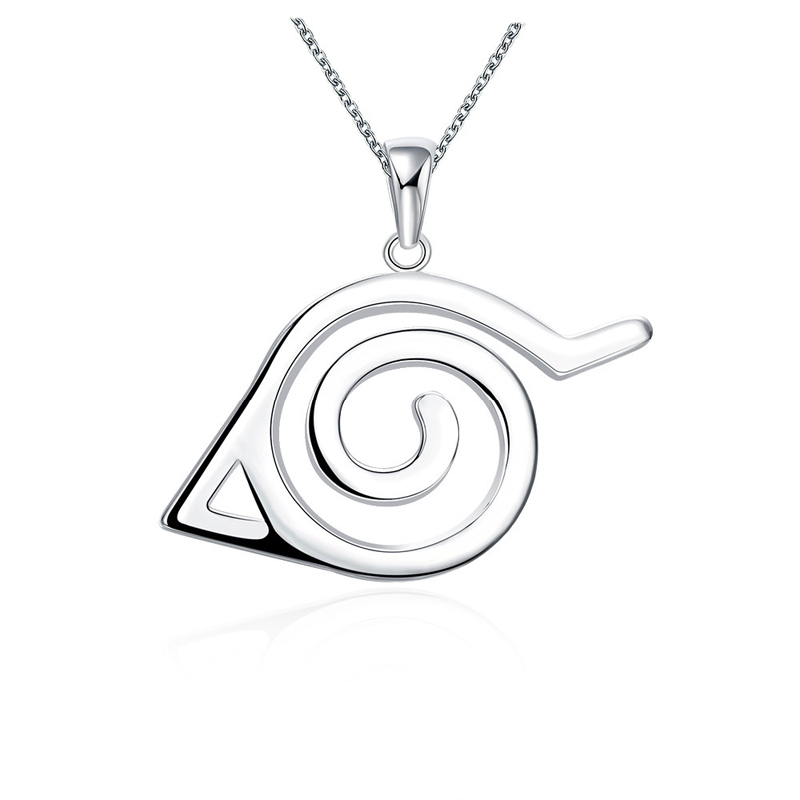Fashion 925 Sterling Silver Jewelry Pendant Necklace for Women BKN015
