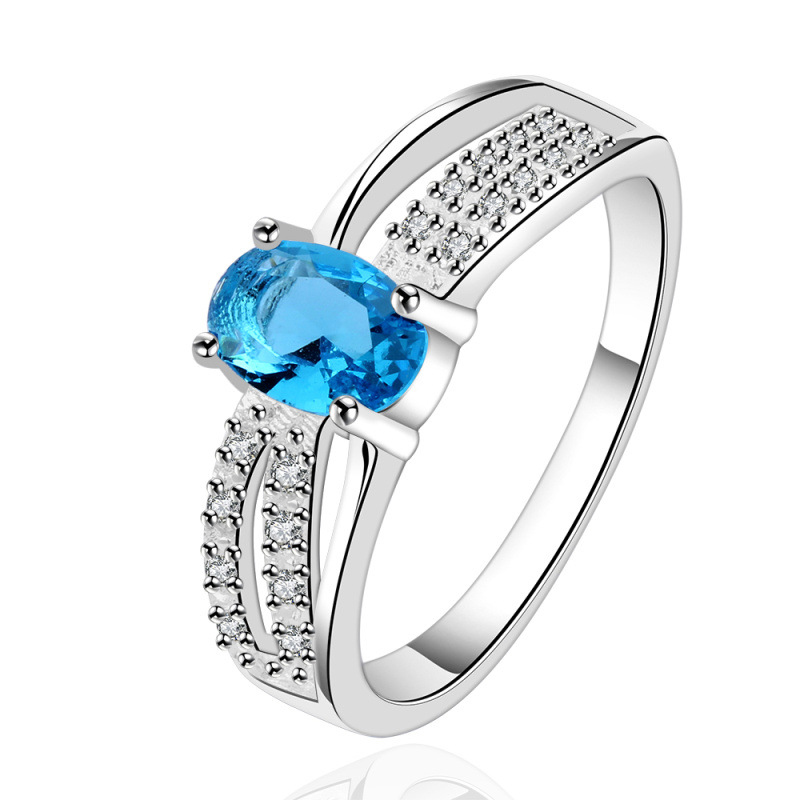 Romantic Style Wedding Rings for Women Perfect Design Rings LKNSPCR568