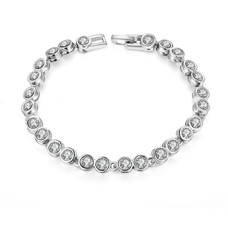 Crystal Bracelet Fashion Design Bracelet for Women AKB004