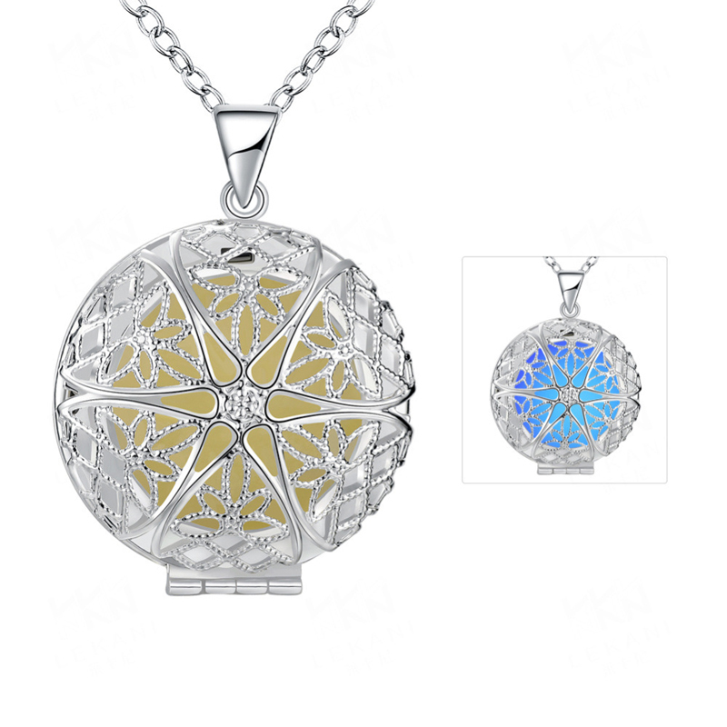 New Fashion Silver Necklace Pendant For Women YGN060