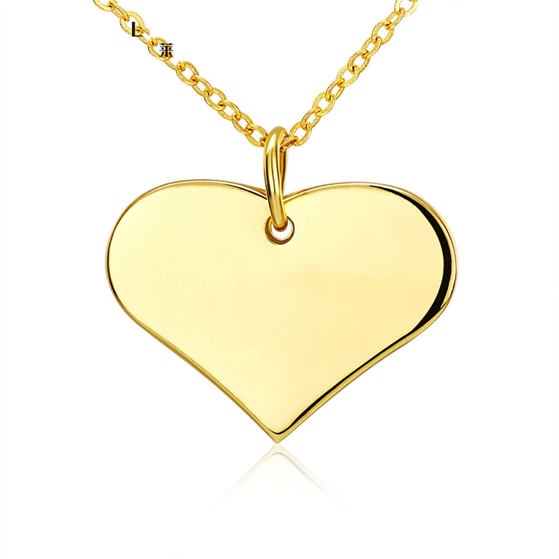 Fashion Created Heart Pendant For Women AKN044